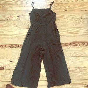 Crop jumpsuit